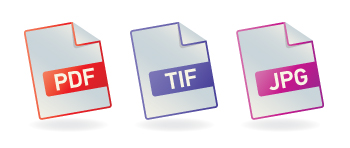 File conversion formats