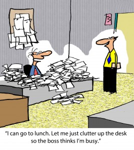 How to declutter your office - and boost business efficiency