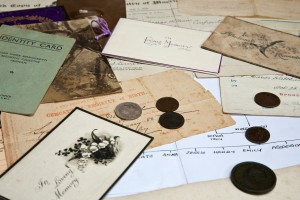 Granite Mountain Genealogy Records Vault