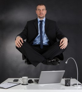 If your staff can levitate you could save on much needed office space