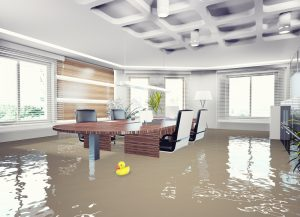 Flooded office... Scan Film or Store: What every office manager needs to know about data security