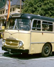 Bus slide