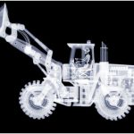 X-ray of a Tractor