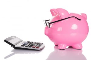 Piggy bank - get great value for money on document storage with Scan Film or Store