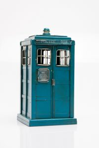 Tardis - space saving storage - scan film or store