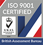 Scan Film or Store are ISO 9001:2015 Certified